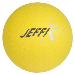 "Playground rubber ball, 5"""