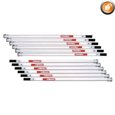 """12 DOM ringette sticks, 35"""""""