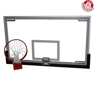 Basketball set without conversion