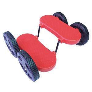 4-wheel Rolla Bolla balance board