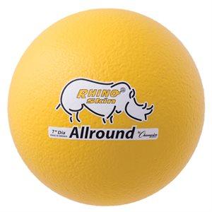 Polyurethane-covered foam ball, 7''