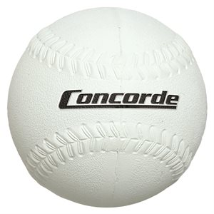 Soft rubber softball, 12""