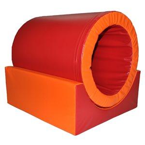 Foam cylinder module