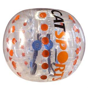 Soccer bubble, 1.5m, orange