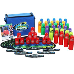 Speed Stacking set for teaching