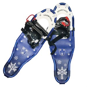 """Pair of snowshoes, 27"""""""