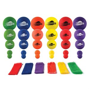 Set of SpeedSkin foam balls