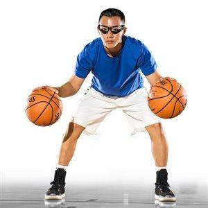 Spalding® Dribbling goggles