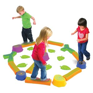 Step-a-Forest balance set, 22 pieces