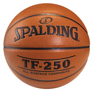 Spalding synthetic leather basketball TF-250