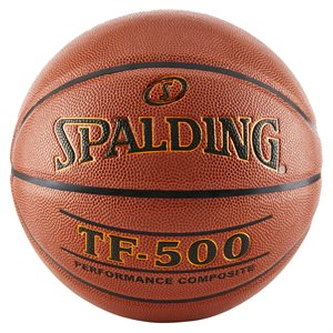 Spalding composite basketball