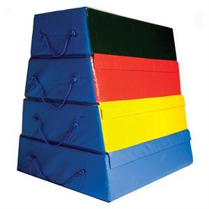 "4-section foam vaulting box 48""x36""x48"""