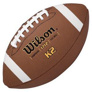 Wilson K2 composite leather football