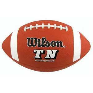 Wilson youth rubber football